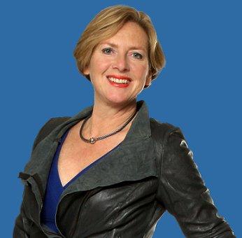 Acquisitie expert en spreker Marianne van de Water